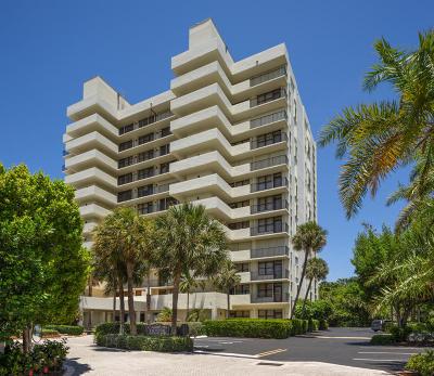 Highland Beach Condo For Sale: 4600 S Ocean Boulevard #1003