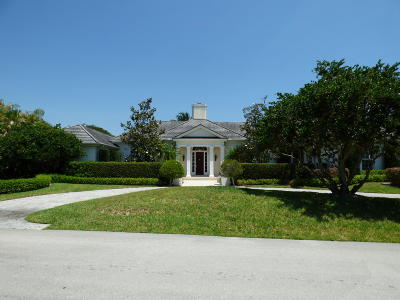 Hobe Sound Single Family Home For Sale: 5932 SE Morning Dove Way