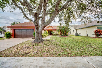 Single Family Home Sold: 6224 Terra Rosa Circle