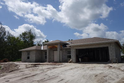 West Palm Beach Single Family Home Contingent: 13966 79th Court