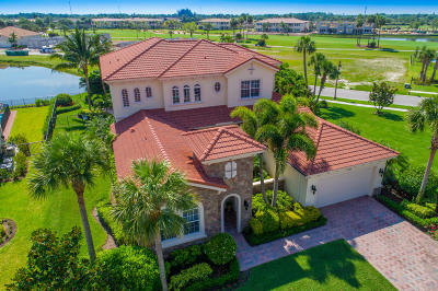 Jupiter Country Club, Jupiter Country Club Condo, Jupiter Country Club Pod E Single Family Home For Sale: 172 Sonata Drive