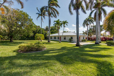 Palm Beach Shores Single Family Home For Sale: 238 Bamboo Road