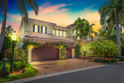 North Palm Beach Single Family Home For Sale: 741 Harbour Isles Place