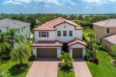 Royal Palm Beach Single Family Home For Sale: 2937 Bellarosa Circle