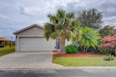 Single Family Home Sold: 1770 Sawgrass Circle
