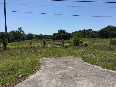 Fort Pierce Residential Lots & Land For Sale: 3055 Hammond Road