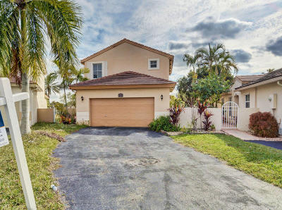 Single Family Home Sold: 18820 NW 19 Street