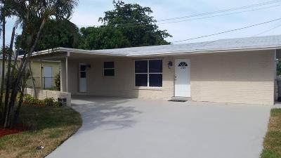 Pompano Beach Single Family Home For Sale: 1720 NW 5 Avenue