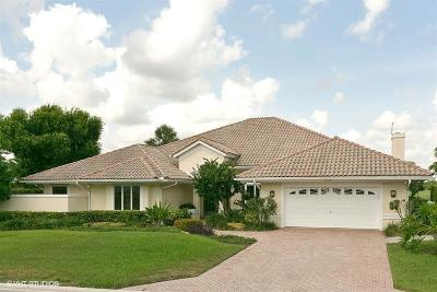 Hobe Sound Single Family Home For Sale: 11598 SE Plandome Drive