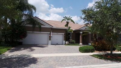 Lake Worth Single Family Home For Sale: 9685 Salt Water Creek Court