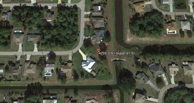 Residential Lots & Land Sold: 4299 SW Hagaplan Street