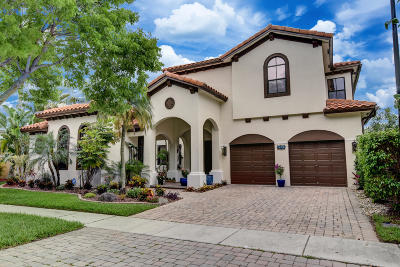 Boynton Beach Single Family Home Contingent: 4217 Artesa Drive