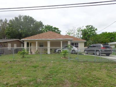 Single Family Home Sold: 205 Gardenia