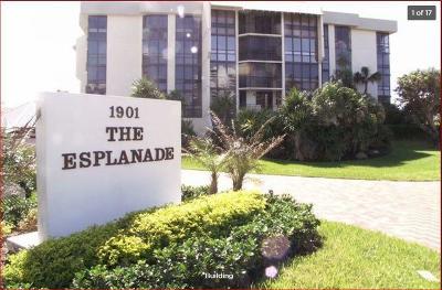 Esplanade, Esplanade Condo Condo For Sale: 1901 S Ocean Bl #2010