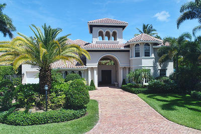 Boca Raton Single Family Home For Sale: 17018 Brookwood Drive