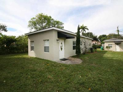 Fort Lauderdale Single Family Home For Sale: 1505 SW 40th Ter
