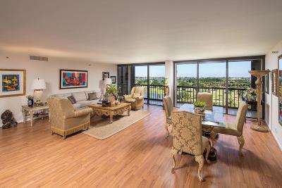 West Palm Beach Condo Sold: 2450 Presidential Way #907