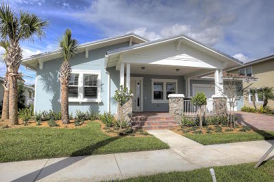 Jupiter Single Family Home For Sale: 2756 Wymberly Drive