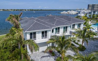 North Palm Beach Single Family Home For Sale: 100 Water Club Court
