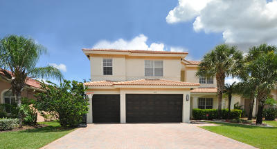 Royal Palm Beach Single Family Home For Sale: 107 Isola Circle