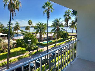 West Palm Beach Condo Sold: 917 Flagler Drive #402