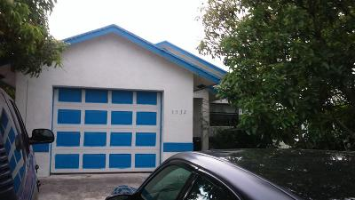 Boca Raton Single Family Home For Sale: 3532 Dixie Highway