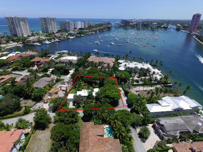 Broward County, Palm Beach County Residential Lots & Land For Sale: 400 SE Spanish Trail
