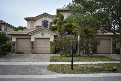 Broward County, Palm Beach County Single Family Home For Sale: 647 Edgebrook Lane