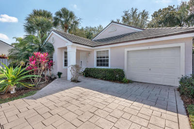 Palm Beach Gardens Single Family Home For Sale: 1 Admirals Court