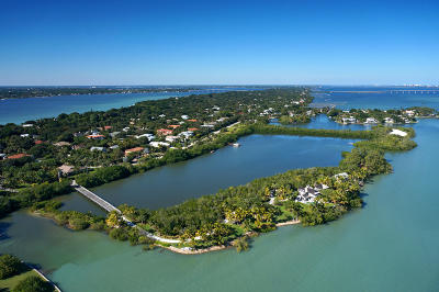 Stuart Single Family Home For Sale: 1 Mandalay Island