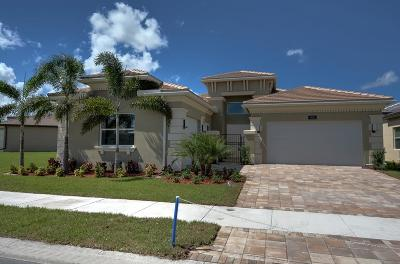 Boynton Beach Single Family Home For Sale: 8922 Golden Mountain Circle