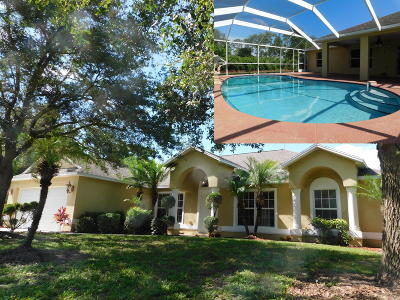 Port Saint Lucie FL Single Family Home Closed: $263,000
