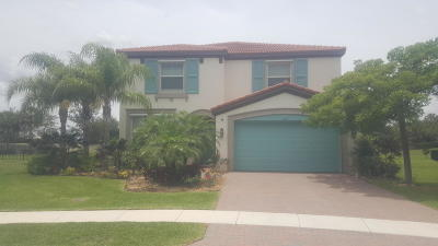 Royal Palm Beach Single Family Home For Sale: 2201 Arterra Court