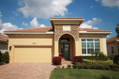 Port Saint Lucie Rental For Rent: 10571 SW Capraia Way