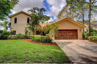 Boca Raton Single Family Home For Sale: 2400 NW 39th Street