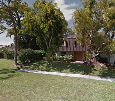 Boca Raton Single Family Home For Sale: 1321 SW 20th Street