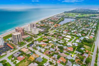 Juno Beach Single Family Home For Sale: 481 Neptune Road
