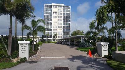 Seagate Manor Condo Condo For Sale: 400 Seasage Drive #1106