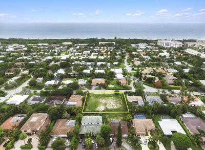 Broward County, Palm Beach County Residential Lots & Land For Sale: 245 NE Spanish Court