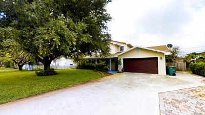 Delray Beach Single Family Home Contingent: 644 Heron Drive