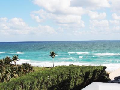 Palm Beach Condo For Sale: 3450 S Ocean Boulevard #5010