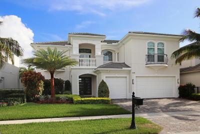 Juno Beach Single Family Home For Sale: 1729 W Hemingway Drive