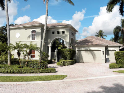 Ballenisles Single Family Home For Sale: 124 Vintage Isle Lane