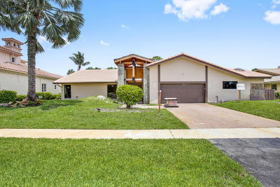 Delray Beach Single Family Home For Sale: 16862 Rose Apple Drive