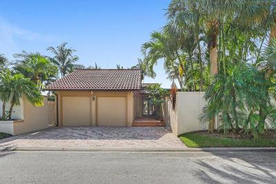 Jupiter Single Family Home For Sale: 107 Mako Lane