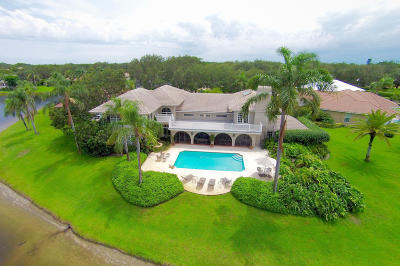 Tequesta Single Family Home For Sale: 10147 SE White Pelican Way