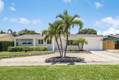 Tequesta Single Family Home For Sale: 510 Dover Road