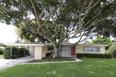 North Palm Beach Single Family Home For Sale: 433 Flotilla Road