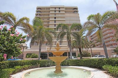 Trafalgar, Trafalgar Of Highland Beach Condo Condo For Sale: 2917 S Ocean Boulevard #205