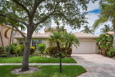 Boca Raton Single Family Home For Sale: 19681 Estuary Drive